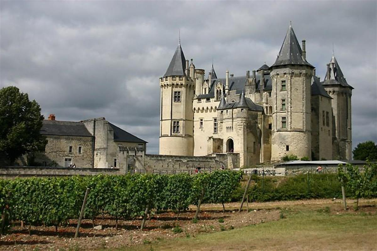 The chateau of saumur hotel near ch teaux of the loire for Hotels saumur